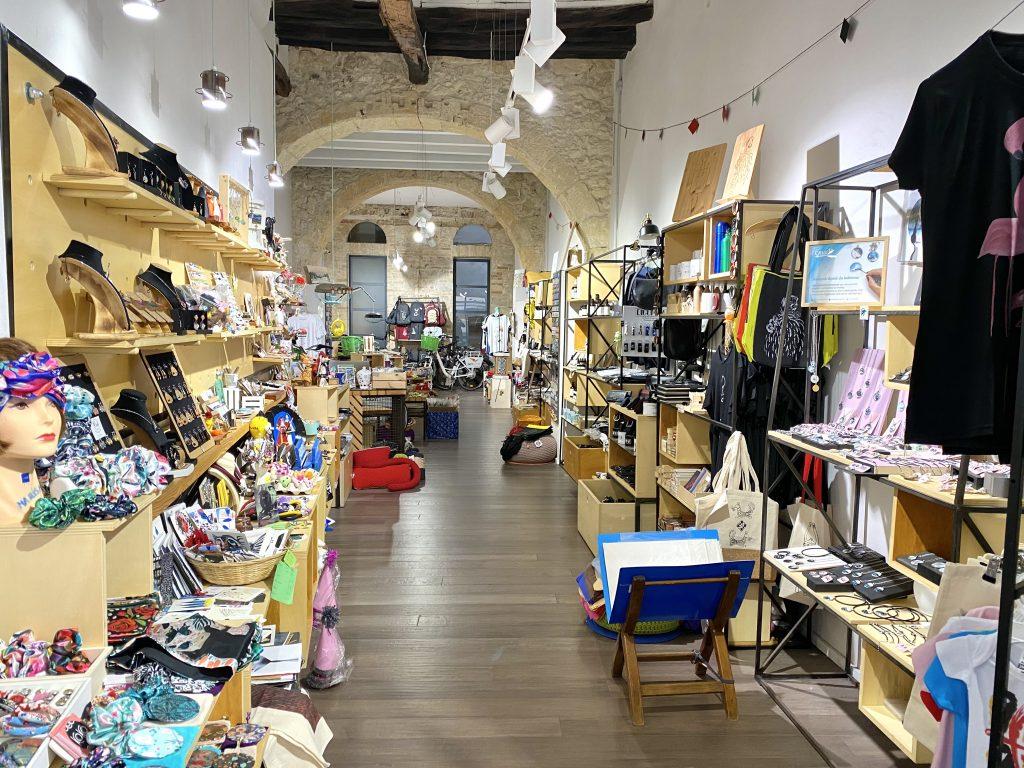 INNOI Sardinia Shop Page